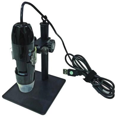 Digital hand microscope with USB interface