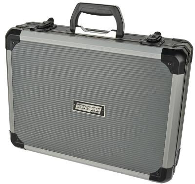 BRÜDER MANNESMANN Gereedschapsset in een aluminium koffer, 133-delig