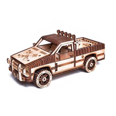 WOOD TRICK Pick-Up Truck, 276 onderdelen