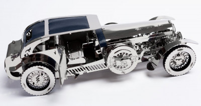 TIME FOR MACHINE functionele bouwset Luxery Roadster