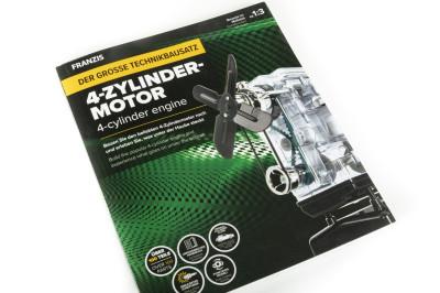 Bouwset 4-Cilinder Motor - Editie 2021