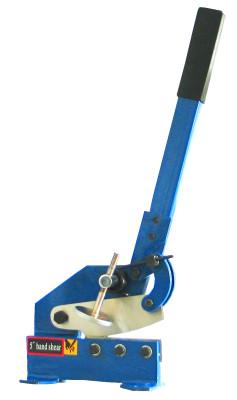 Hefboom plaatschaar meslengte 125mm