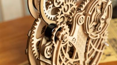 ROKR 3D Bouwset Uil klok / Owl Clock