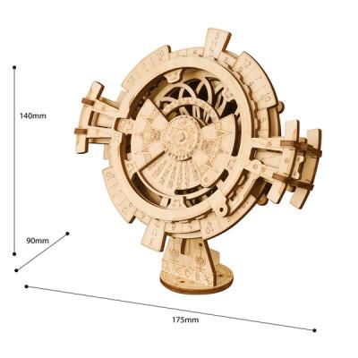 ROKR 3D perpetual calendar kit