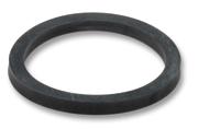 Rubberen ring voor glazen beker Ø 82, 91 en 95 mm