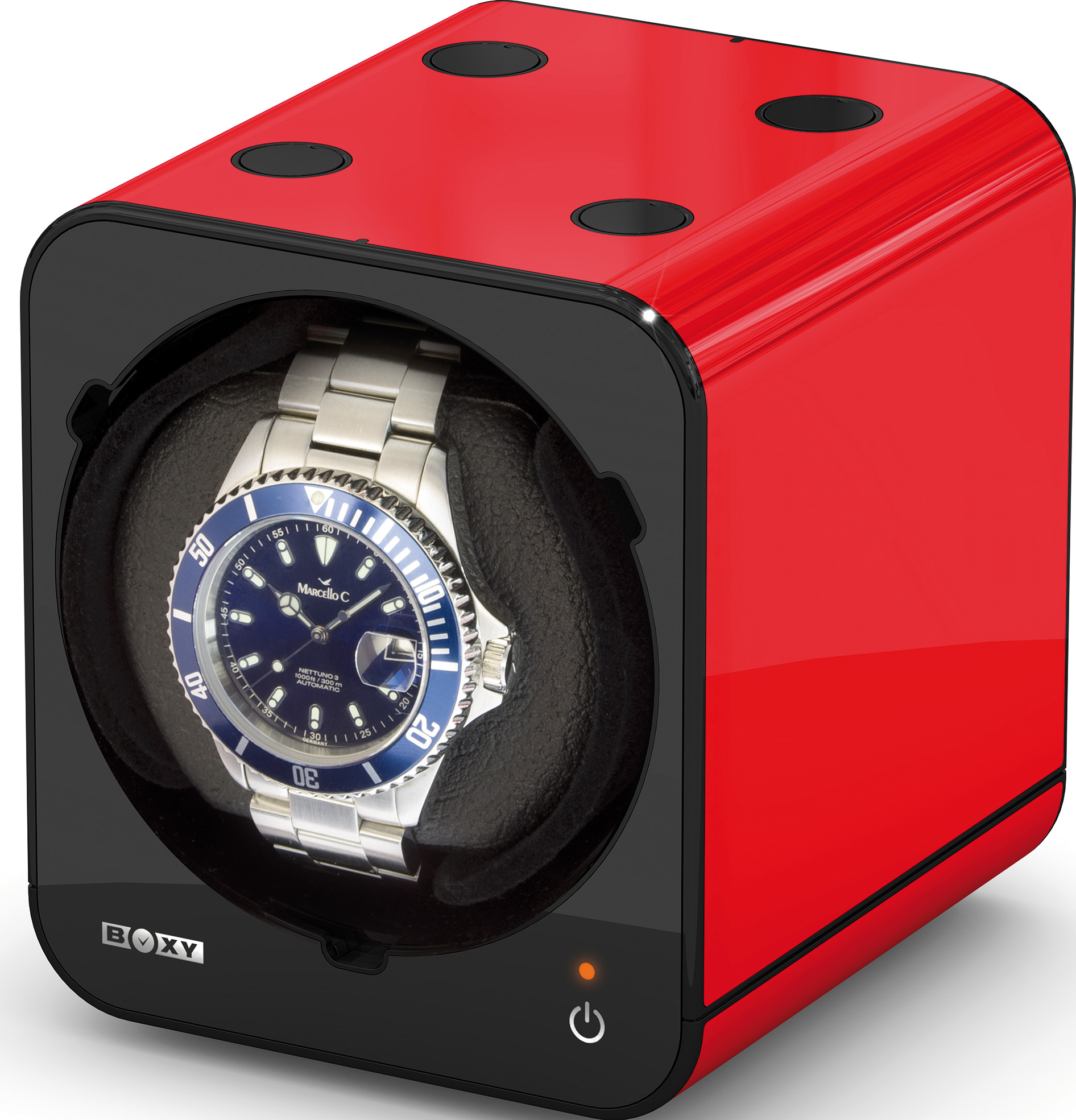 "Horlogebeweger ""Boxy"""