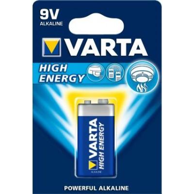 Varta 4922 batterij 9 Volt blok