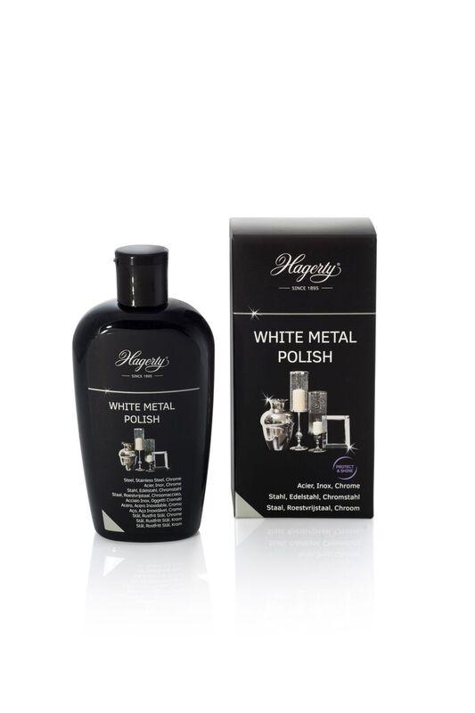 Hagerty White Metal Polish, 250 ml