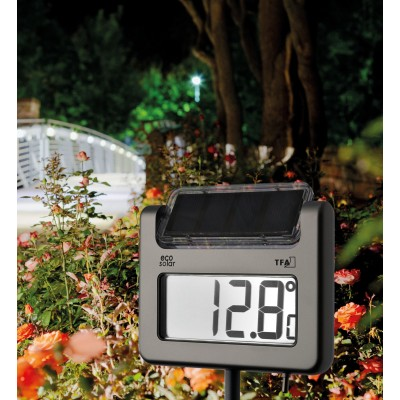 Digitale tuinthermometer