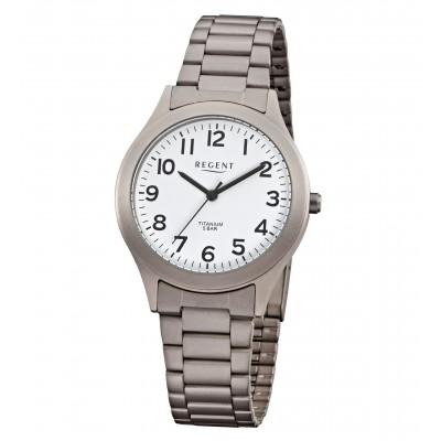 REGENT titanium horloge, heren