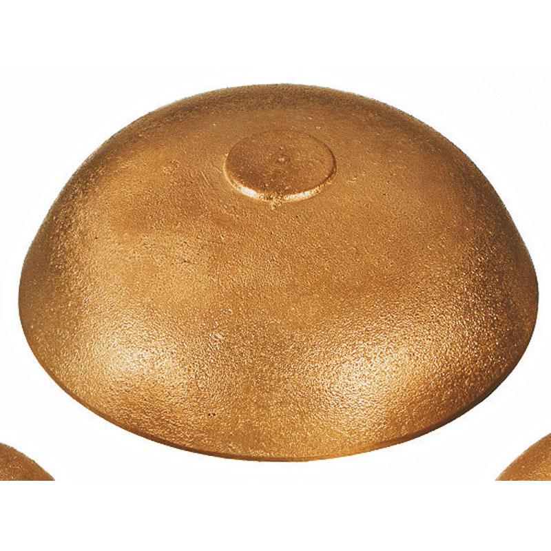 Bel gegoten messing Ø: 45 mm