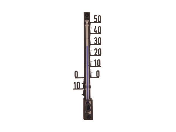 Buitenthermometer, 104 x 28mm
