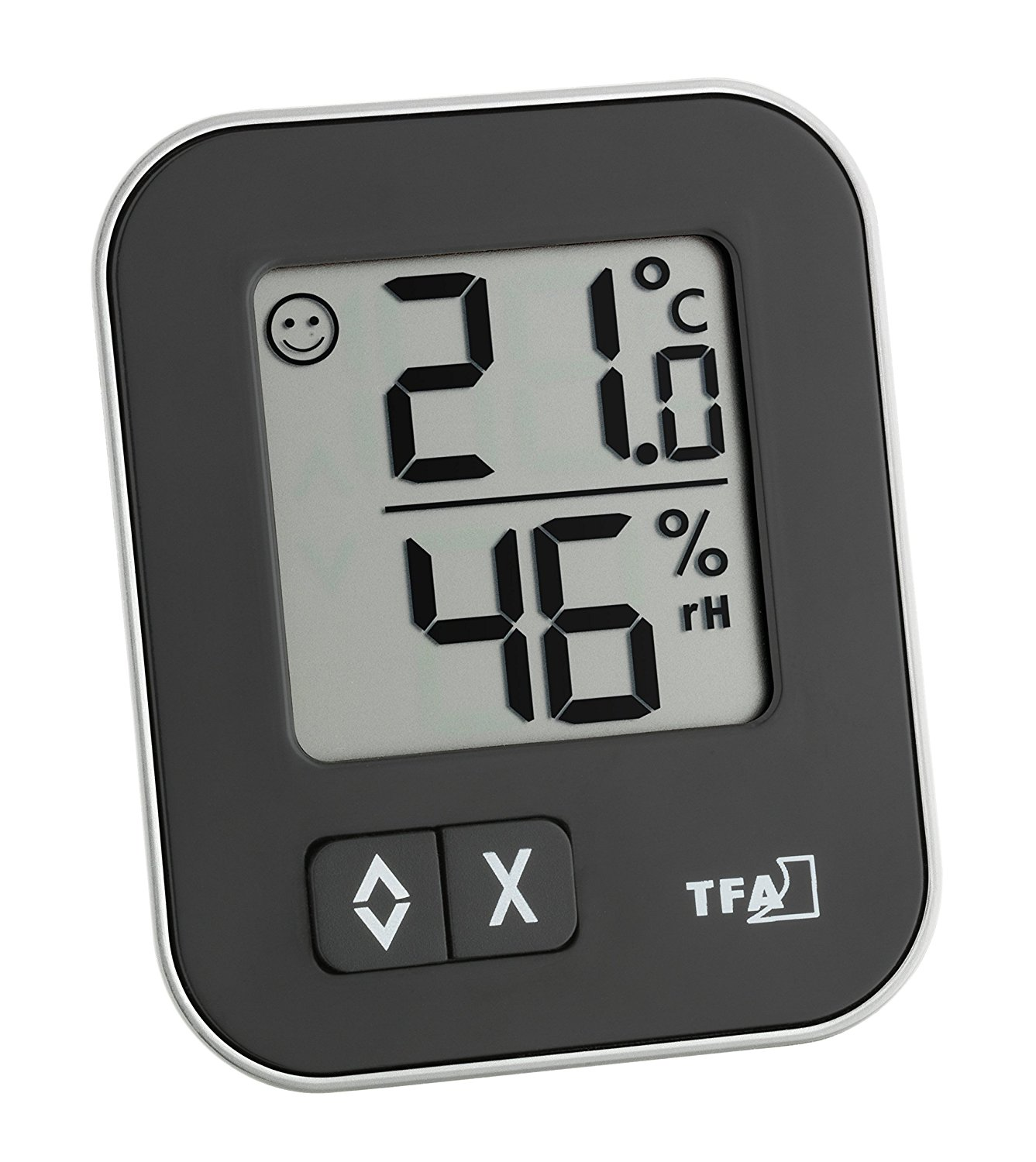 TFA Digitale Thermo- Hygrometer Moxx