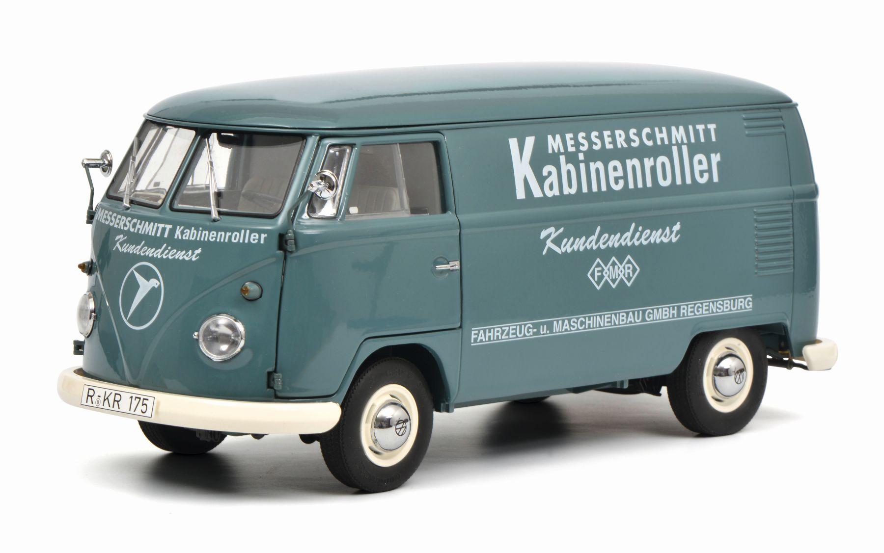 VW T1b Messerschmitt 1:18