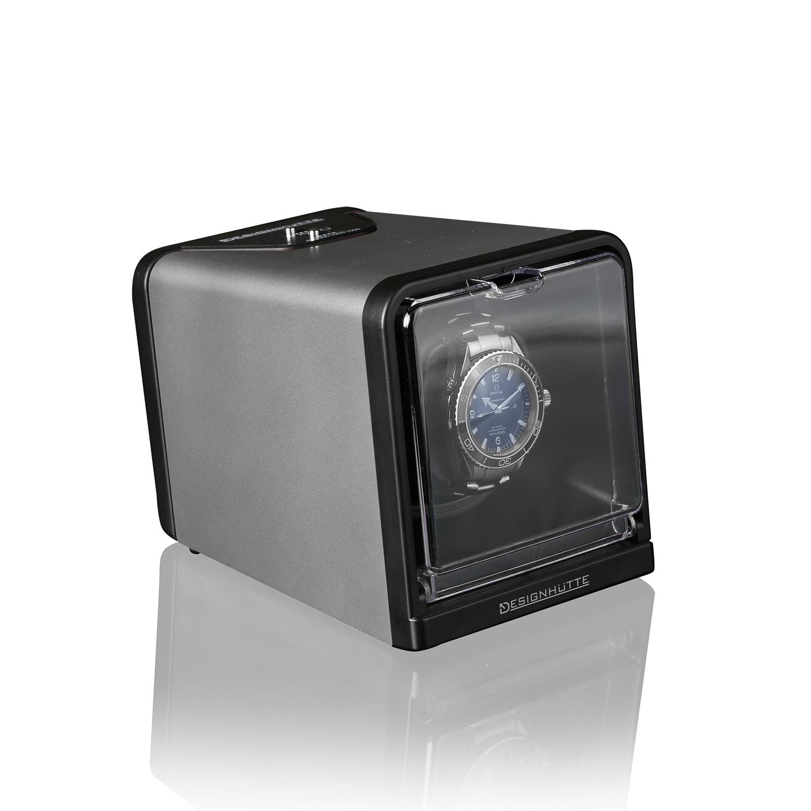 Timemover Urban zilverkleurig, voor 1 horloge