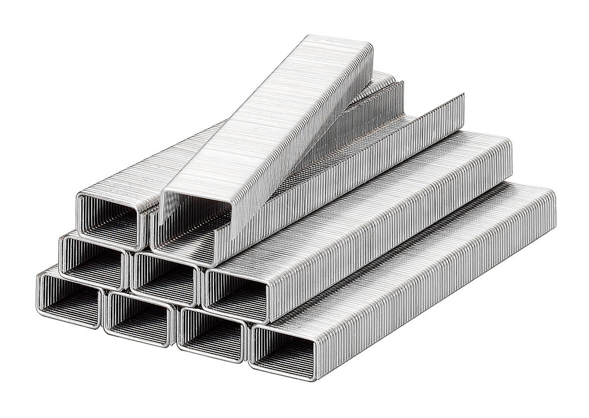 Passende klemmen voor hamertacker 8,0 x 11,4 mm, Inh. 1.400 stuks