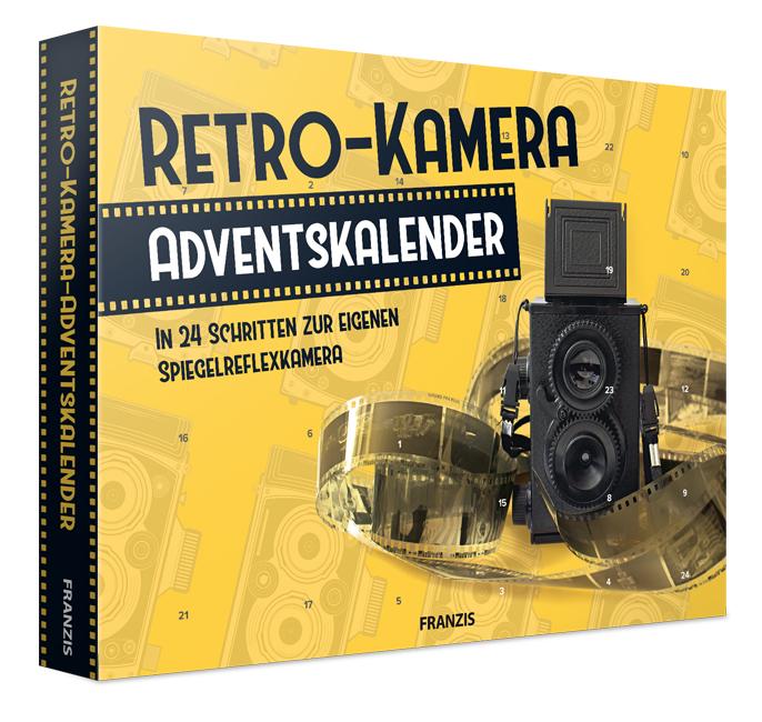 Adventskalender Retro Camera