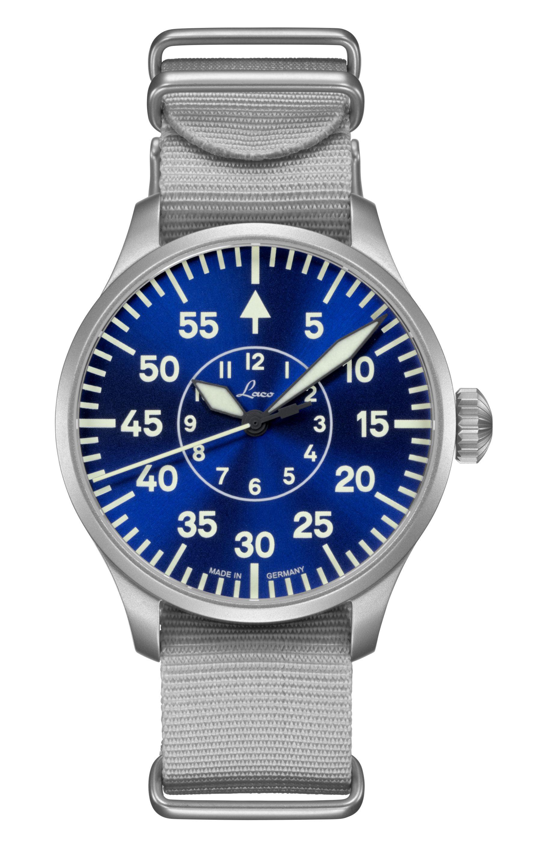 Automatisch horloge Aachen Ø 39mm Blaue Stunde