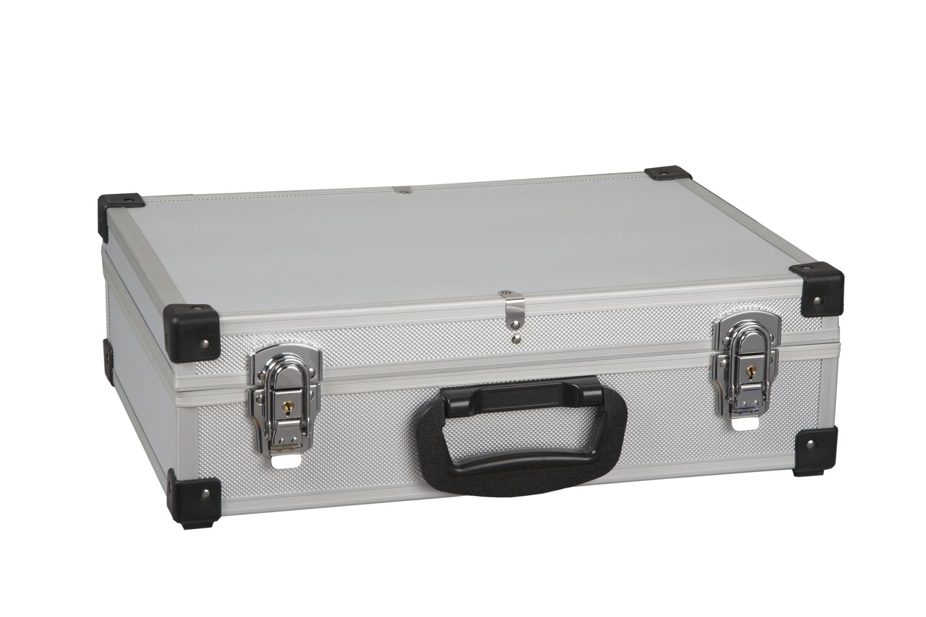 Opbergkoffer aluminium