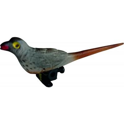 Koekoeksklok vogel met vaste vleugels, 105mm