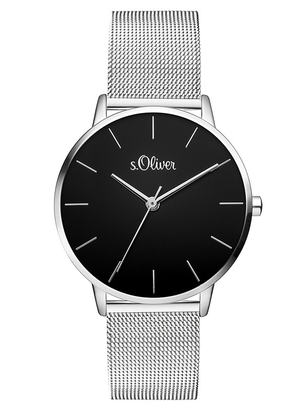 s.Oliver Metall silber SO-3529-MQ