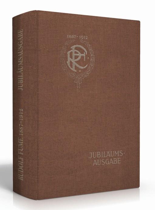Herdruk: Flume jubileum catalogus 1887-1912 Deel I en II