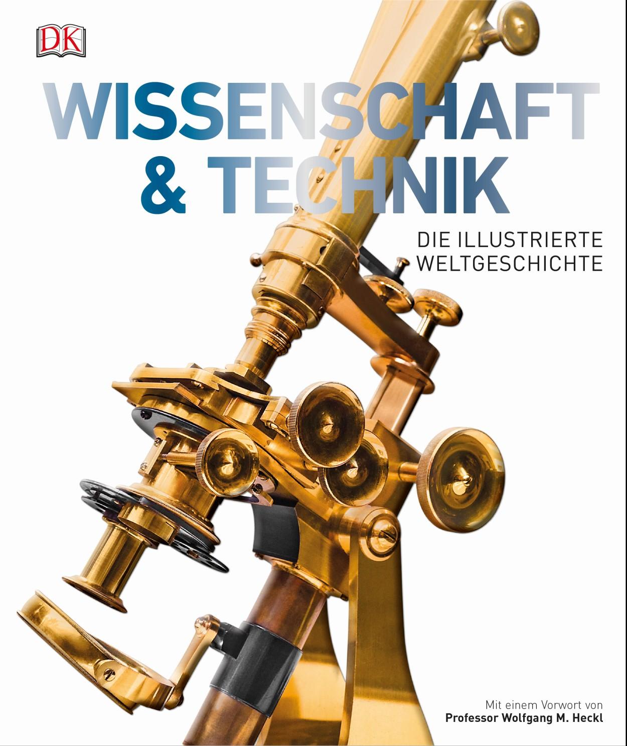 Boek: Wissenschaft und Technik - De  geïllustreerde wereldgeschiedenis - Niet alleen voor uurwerkliefhebbers