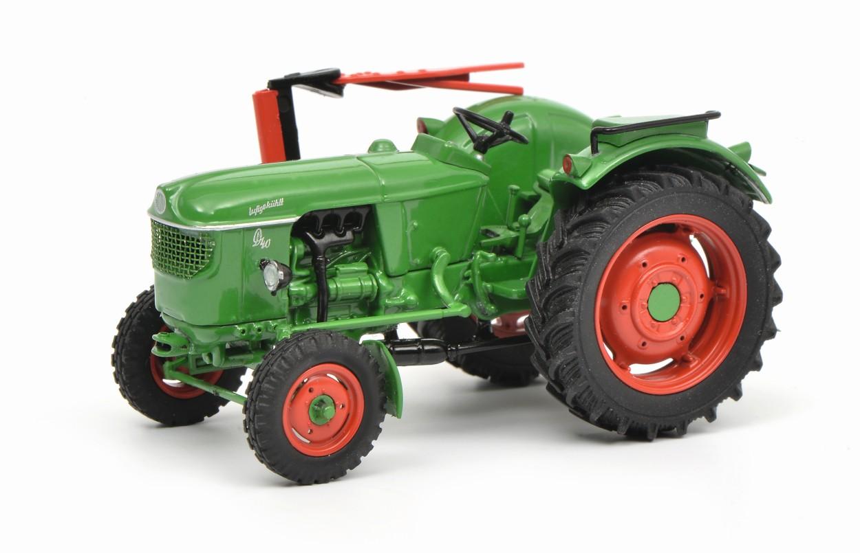 SCHUCO Model Deautz D 40 L Tractor, groen