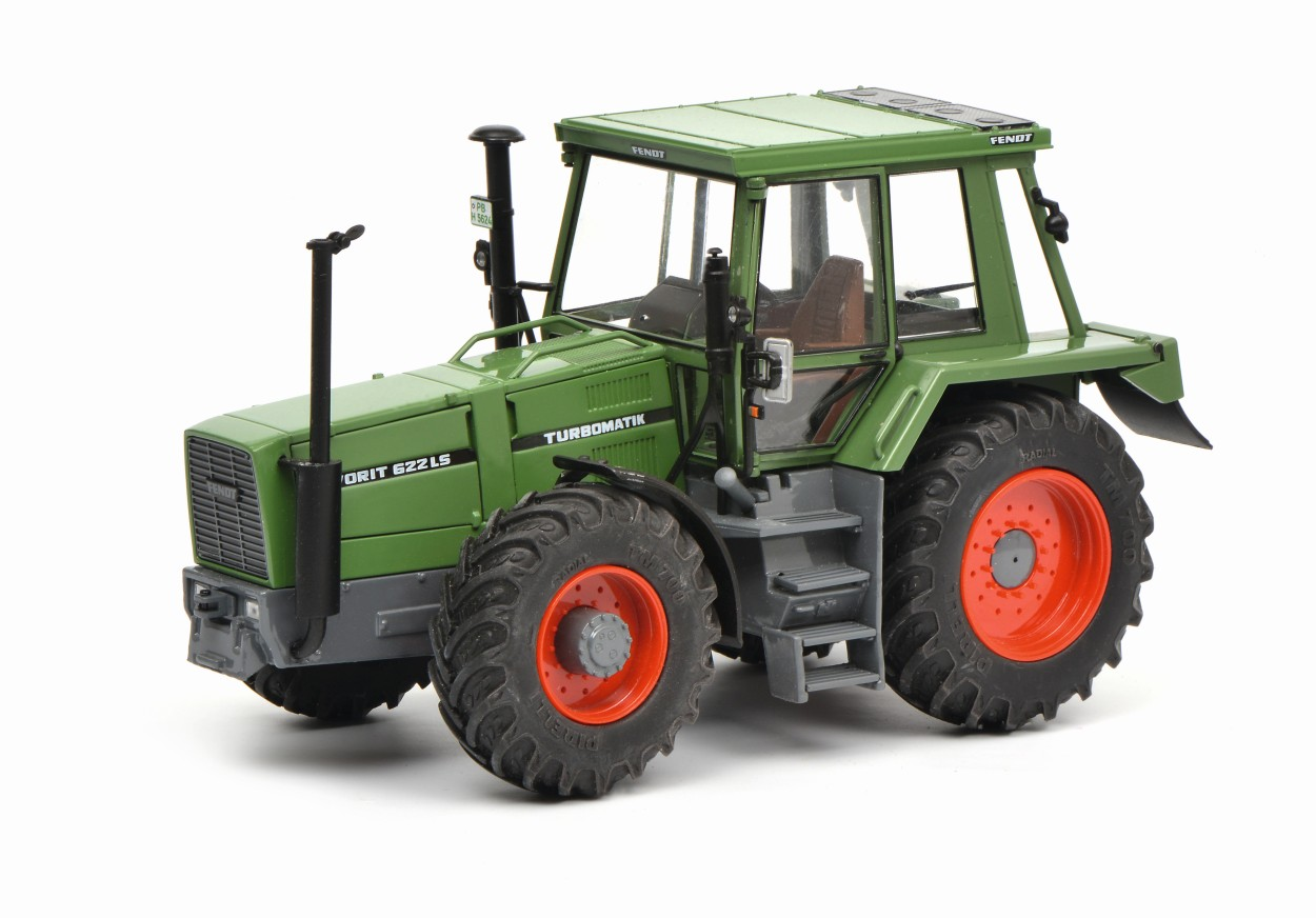 SCHUCO Model Fendt Favorit 622 LS, groen