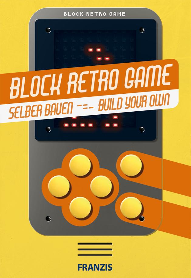 Bouwset Block Retro Game