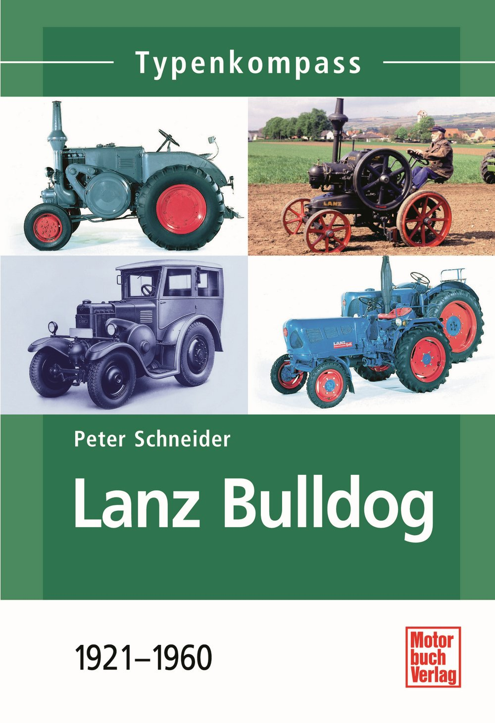 Boek: Lanz Bulldog - 1921-1960