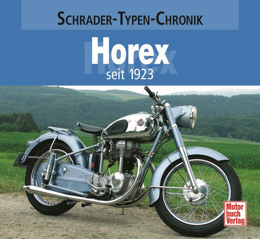 Boek: Horex seit 1923
