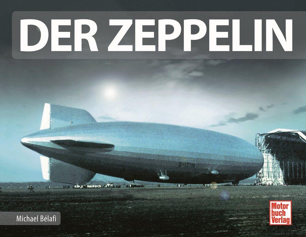 Boek: Der Zeppelin