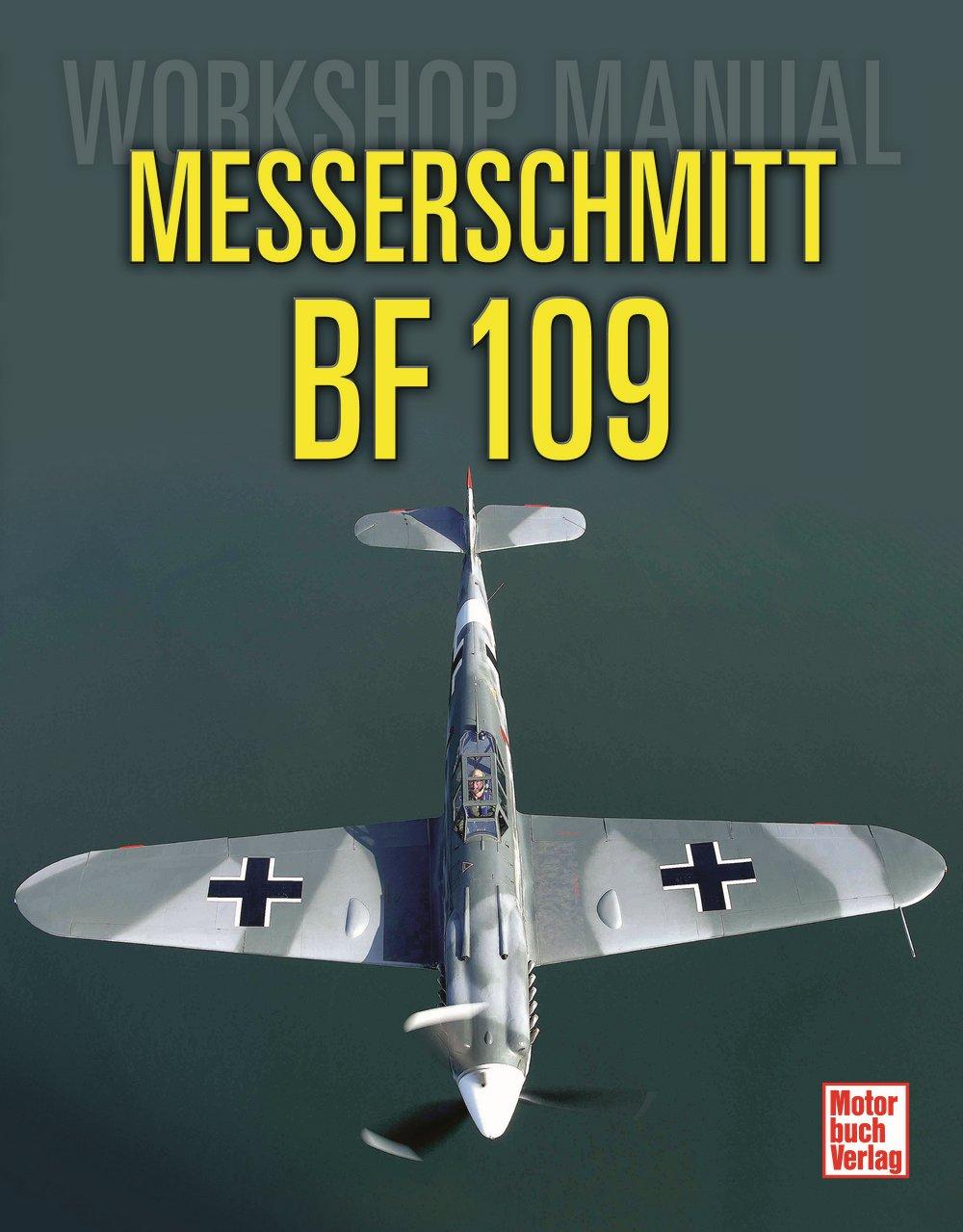 Boek Messerschmitt Bf 109