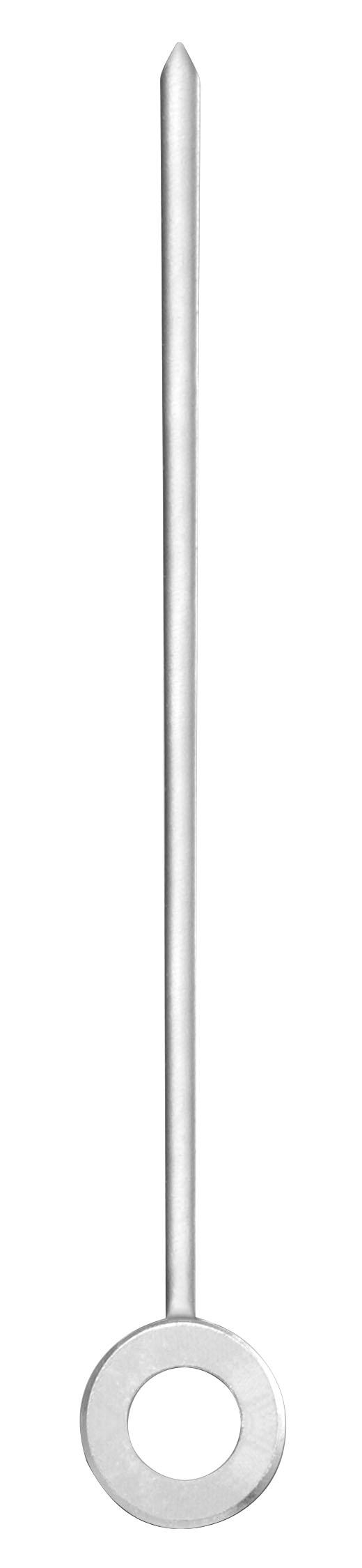 Minutenzeiger Faden Nickel, Loch Ø 1,3 Länge 14,0 mm