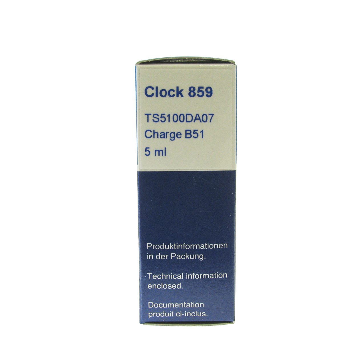 Synthetic Clock Oil 'Clock 859'