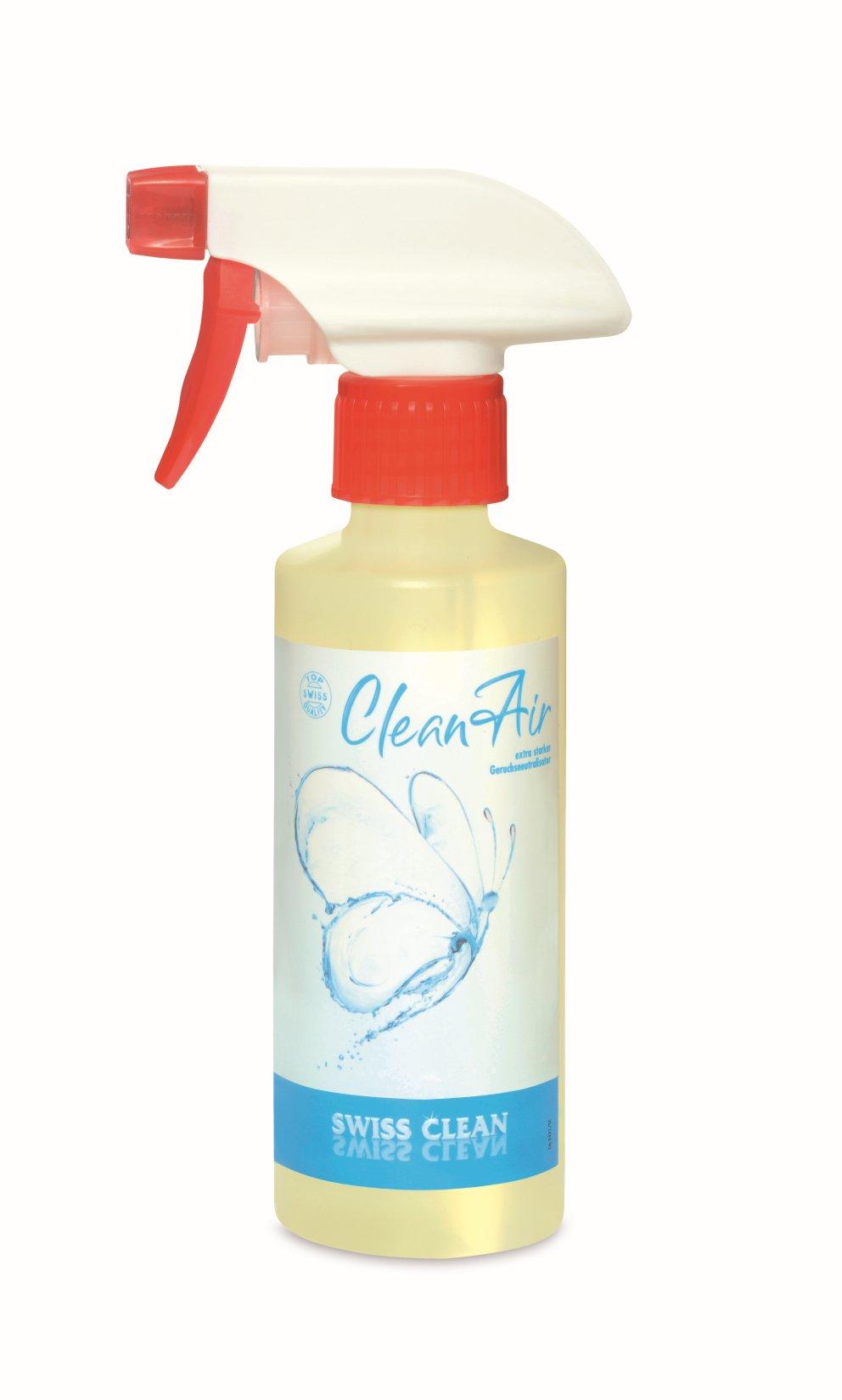 Clean Air Geruchsvernichter extra stark, 250ml
