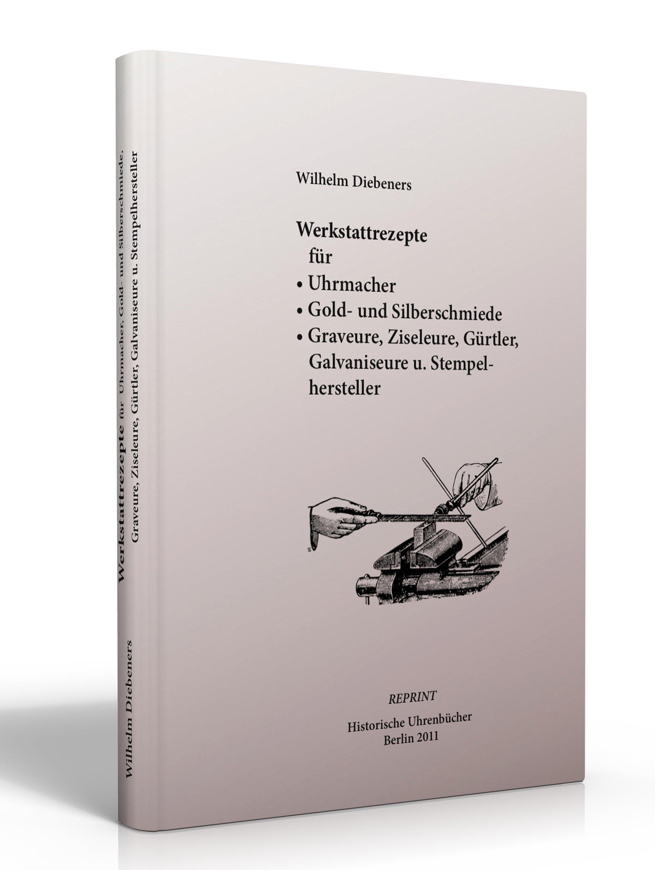 Boek: Diebeners Werkstattrezepte