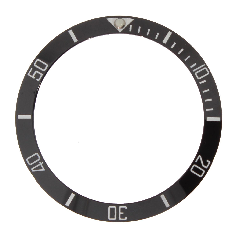 Lunet bijlage RLX SUB best passend 10-50, zwart/ wit