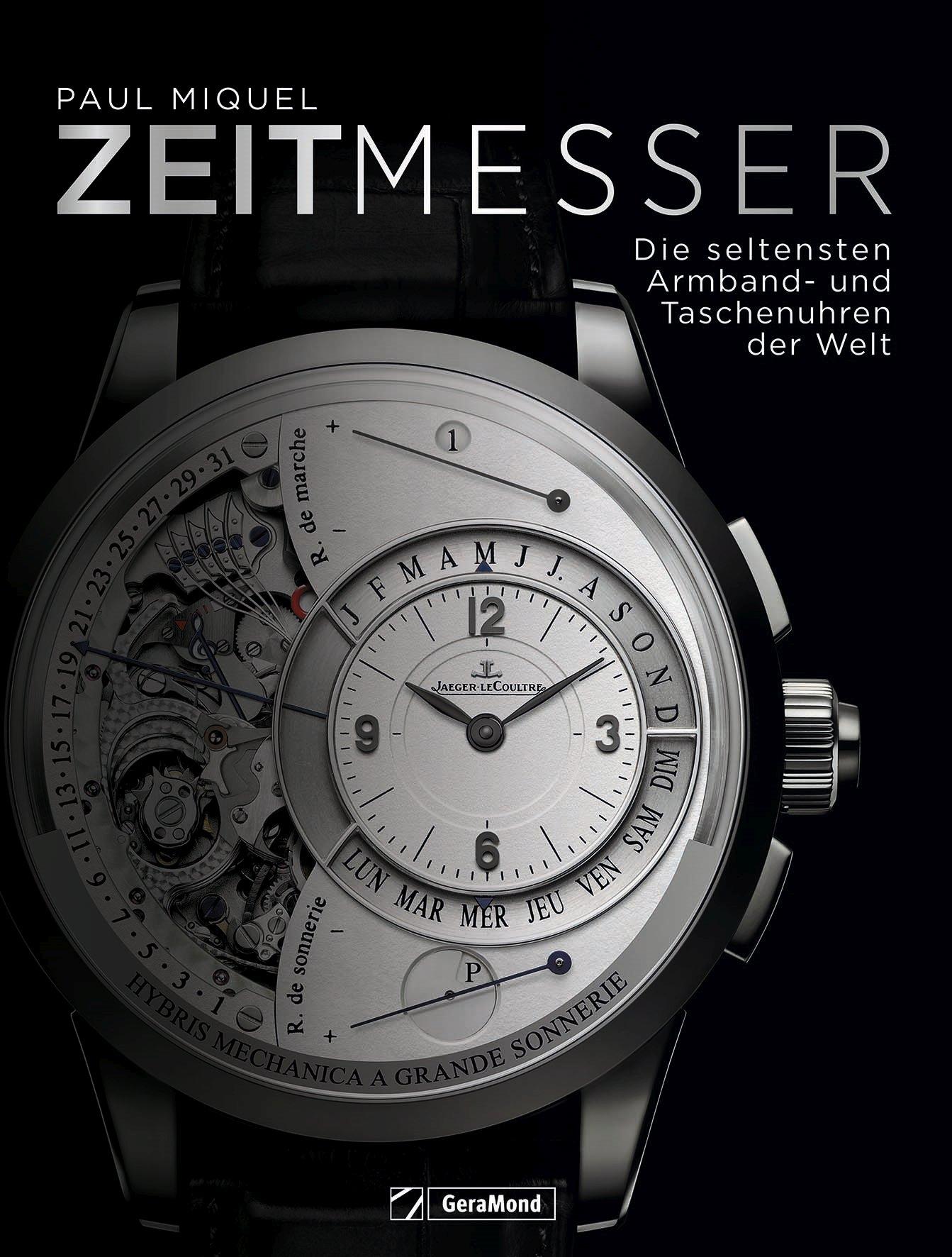 Boek: Zeitmesser