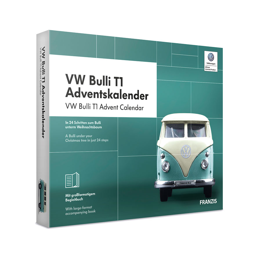 Adventslender VW Bulli T1