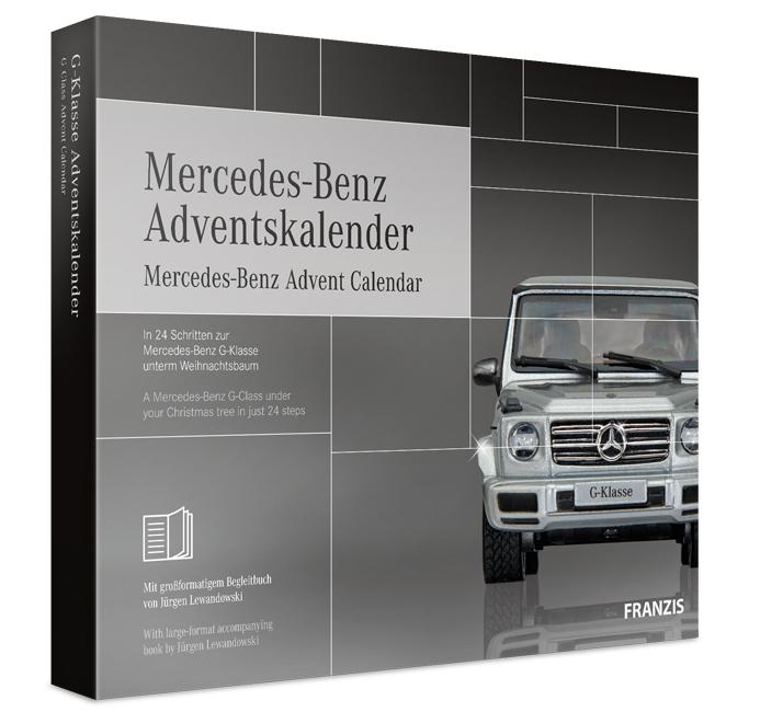 Adventkalender Mercedes Benz
