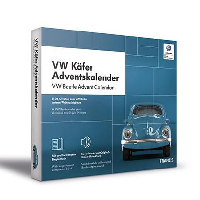 Adventskalender VW Beetle