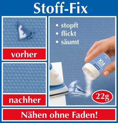 Stoff-Fix Poeder, 22gr.