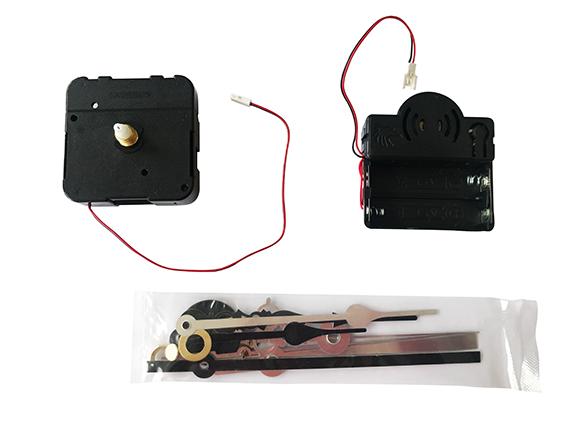 Kwarts uurwerk met geluidsmodule, ZWL 17mm