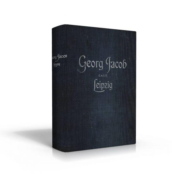 Georg Jacob Katalog 1911