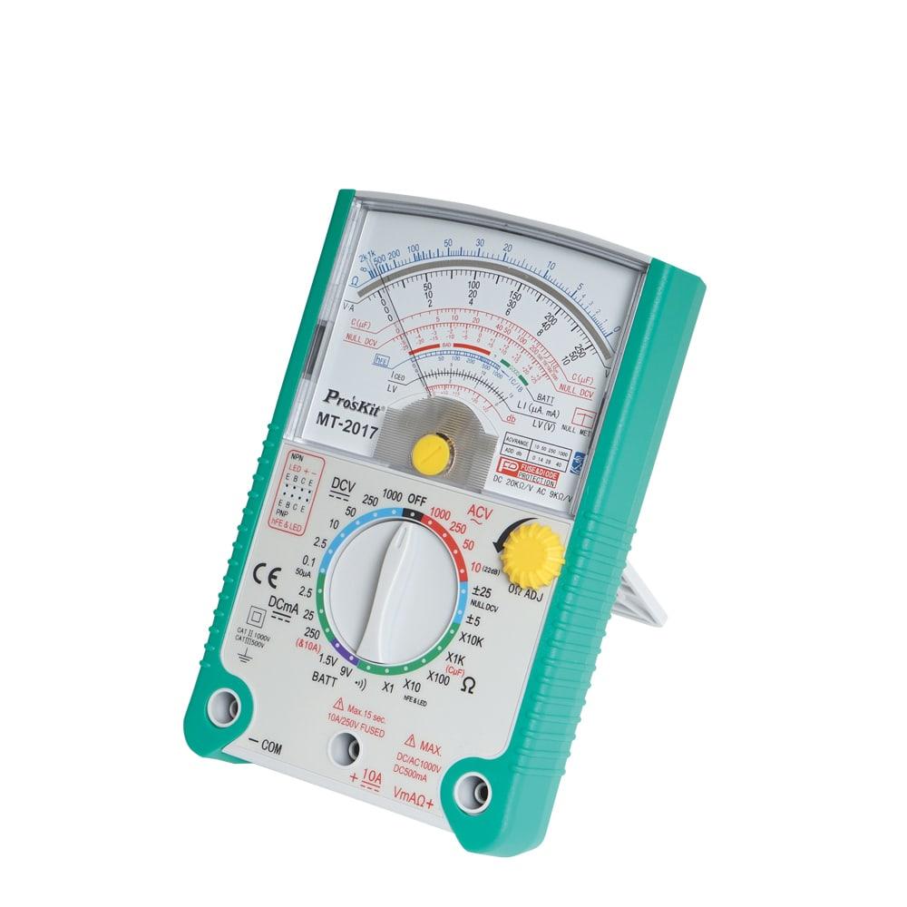 Multimeter analog
