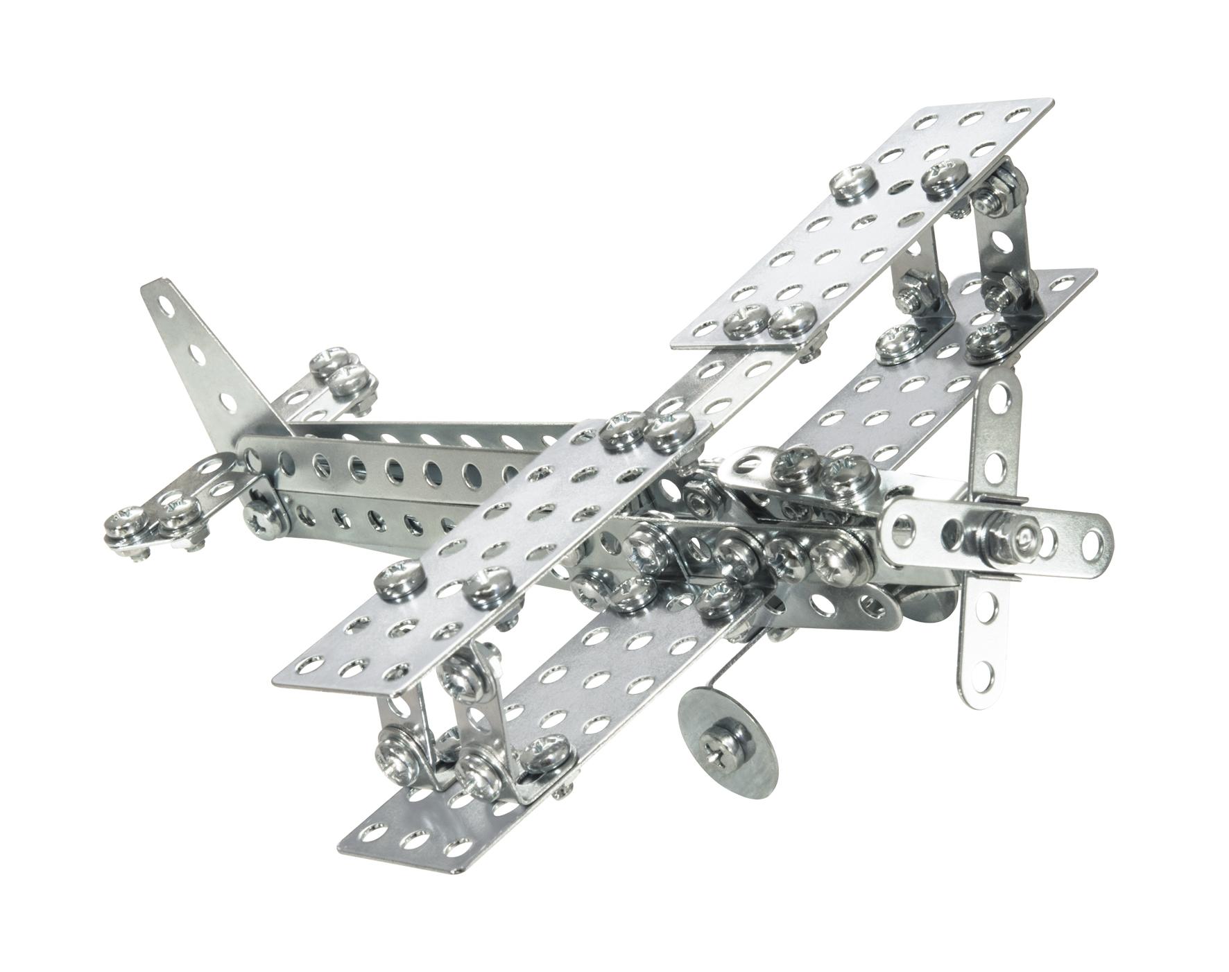 eitech Metalen bouwpakket Vliegtuig