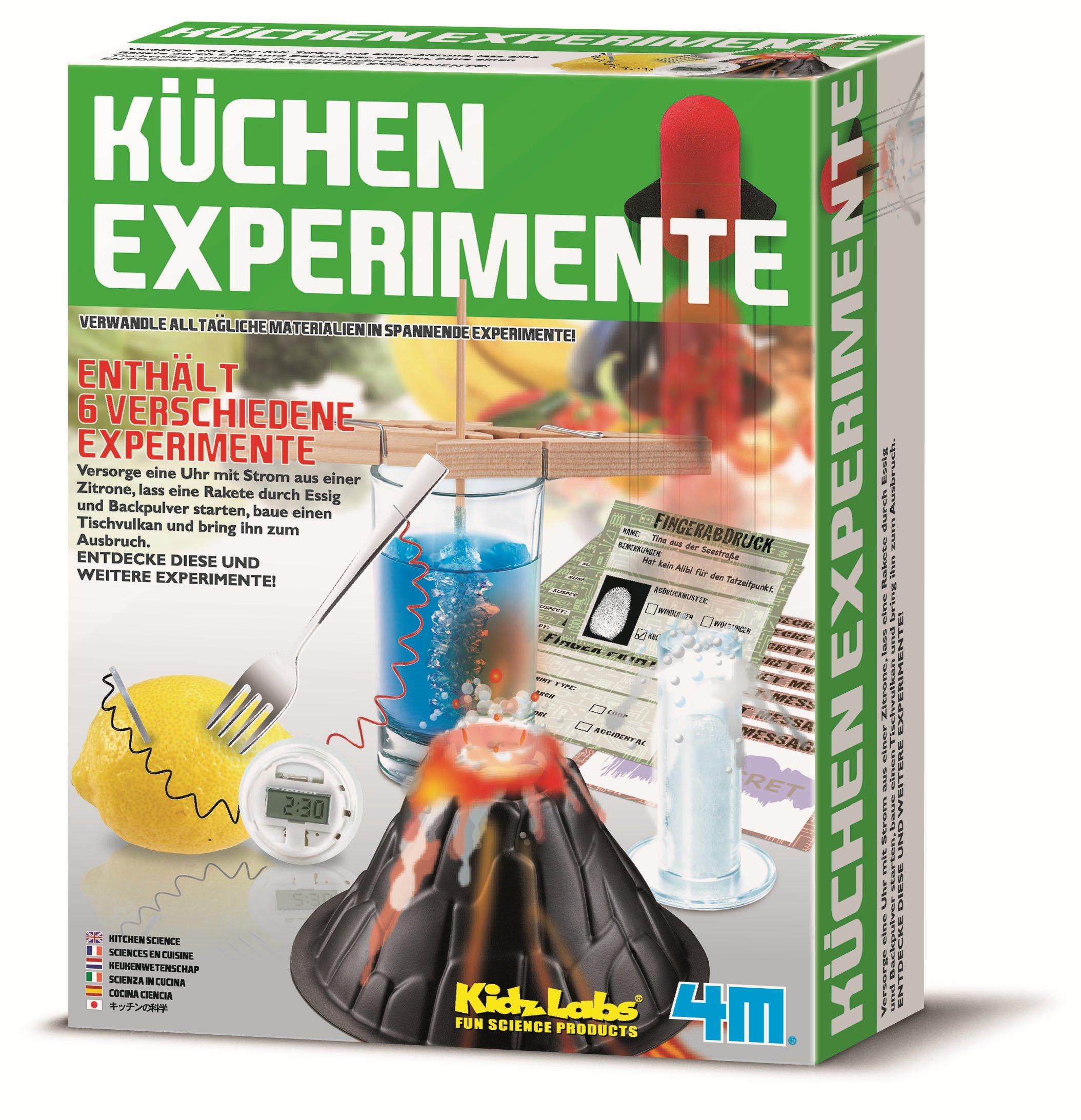 KidzLabs Keuken experimenten