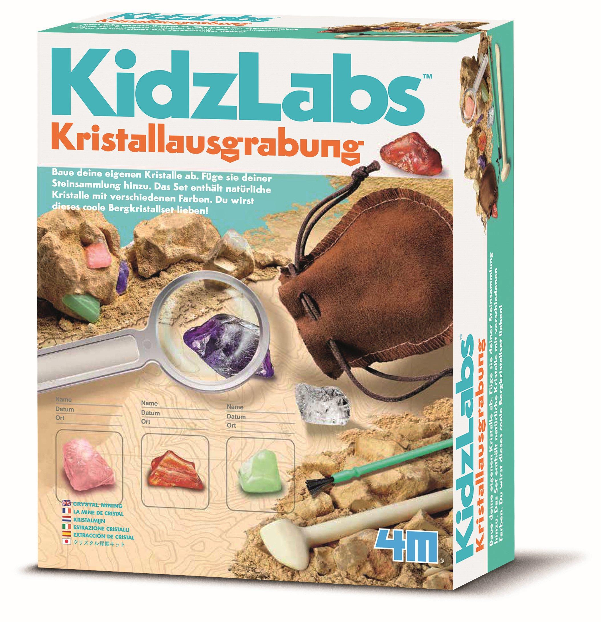 KidzLabs Kristal Uitgraving